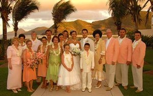 St Kitts Wedding