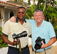 St Lucia Photo Tour - Jim & Kirk