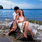 St Lucia Trash The Dress